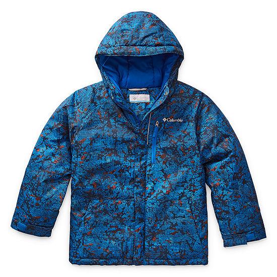 Columbia Sportswear Co. Boys Water Resistant Heavyweight Parka-Big Kid