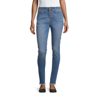 a.n.a Womens High Waisted Slim Jeggings