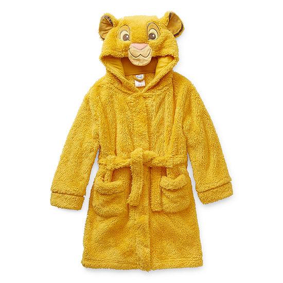 Disney Lion King (Simba) Plush Robe Boys