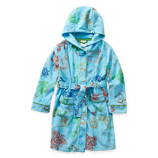 Disney Toy Story Plush Robe Boys