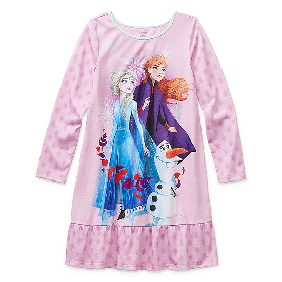 Disney Girls Frozen 2 Nightshirt