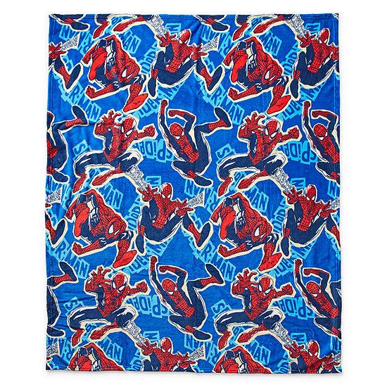 Disney Collection Spiderman Throw