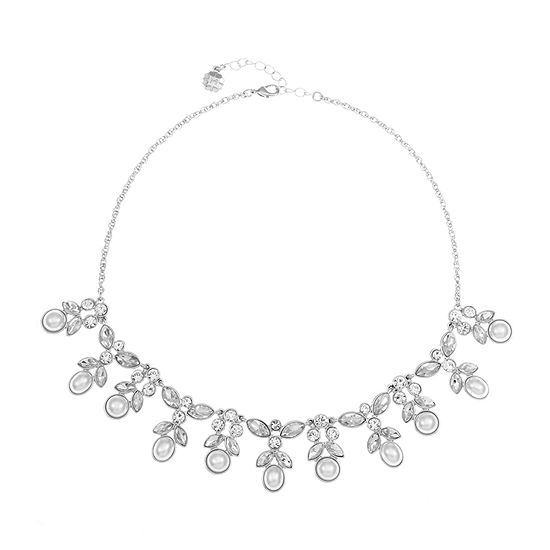 Monet Jewelry Bridal 17 Inch Rope Collar Necklace