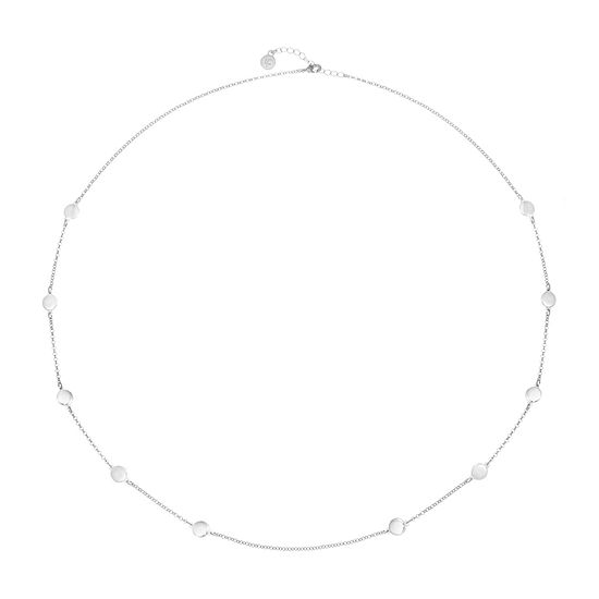 Liz Claiborne 36 Inch Cable Strand Necklace