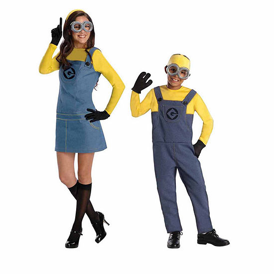 Character Minions Dress Up 5-6 Years 100/% Polyester Jumpsuit