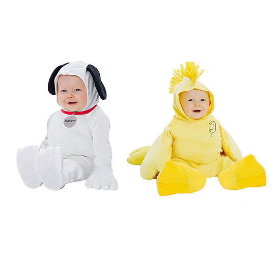 Buyseasons Peanuts:  Snoopy and Woodstock Kids Costumes