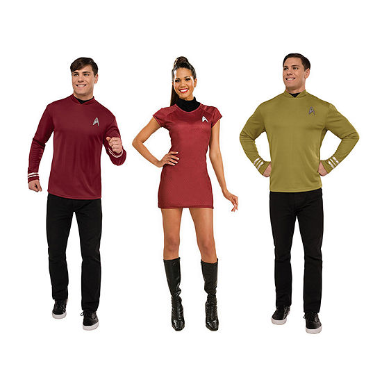Buyseasons Star Trek:  Captain Kirk and Scotty Group Costumes