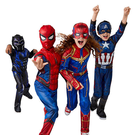 Marvel Avengers Kids Group Costumes