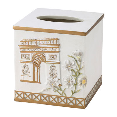 Avanti Paris Botanique Tissue Box Cover