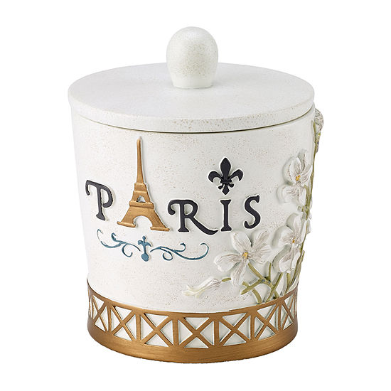 Avanti Paris Botanique Bathroom Canister