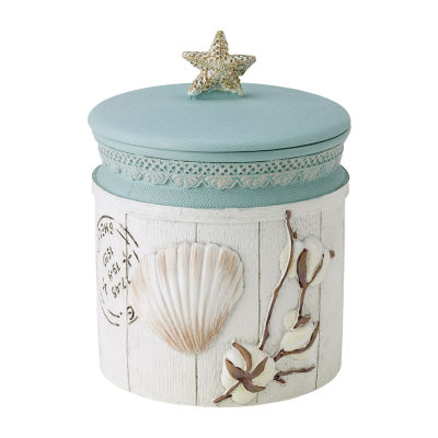 Avanti Farmhouse Shell Bathroom Canister