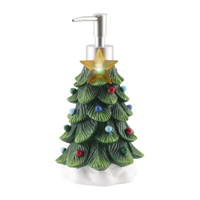 Avanti Christmas Tree Soap Dispenser