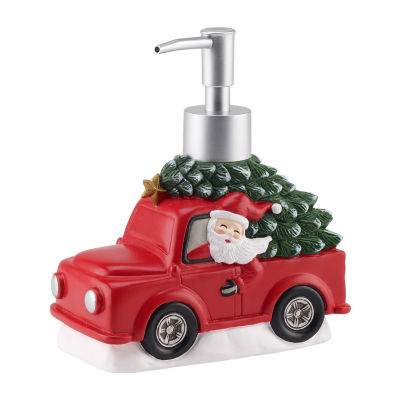Avanti Santa Truck Soap Dispenser
