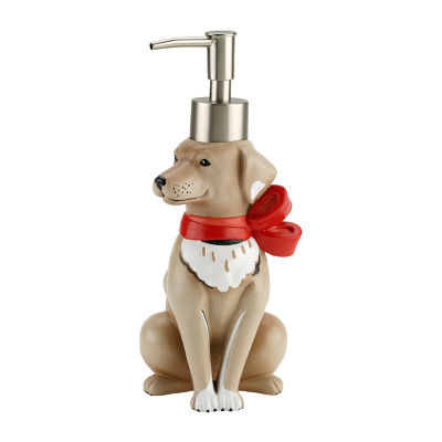Avanti Holiday Dogs Soap Dispenser