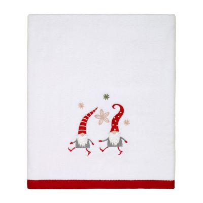 Avanti Gnome Walk Holiday Bath Towel