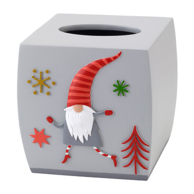 Avanti Gnome Walk Tissue Box Cover