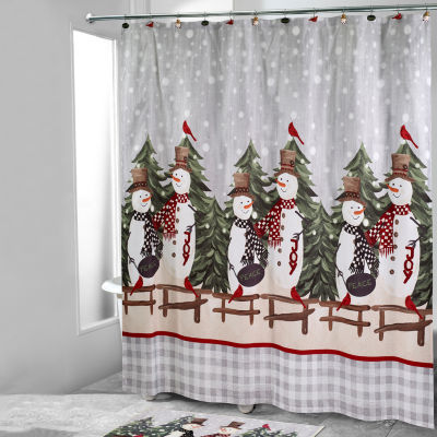 Avanti Country Friends Shower Curtain