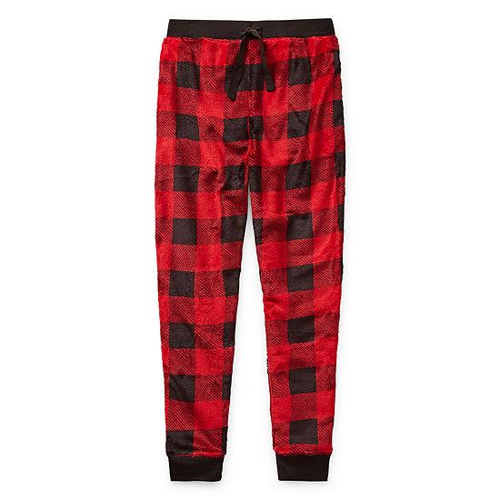 Arizona Holiday Boys Fleece Pajama Pants