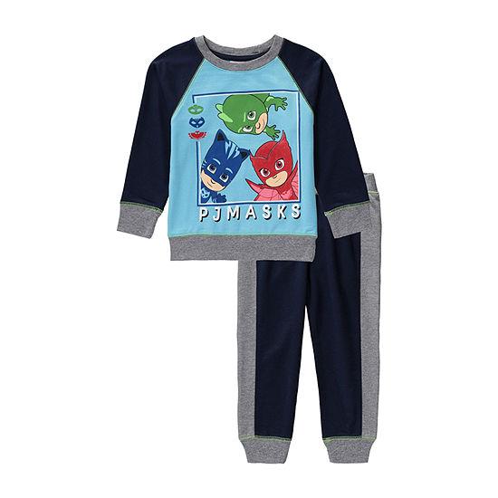 Boys PJ Masks 2-pc. Pant Set Toddler