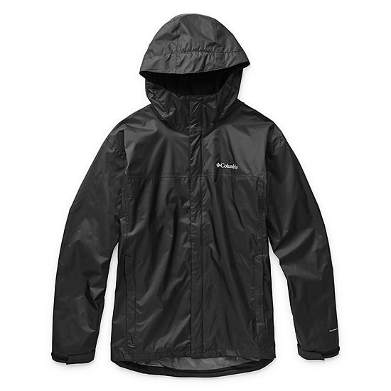 Columbia Waterproof Hooded Lightweight Windbreaker Big