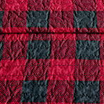 Woolrich Check Cotton 3-pc. Quilt Set
