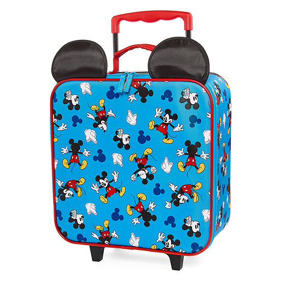 Disney Collection Mickey Mouse 13 Inch Luggage