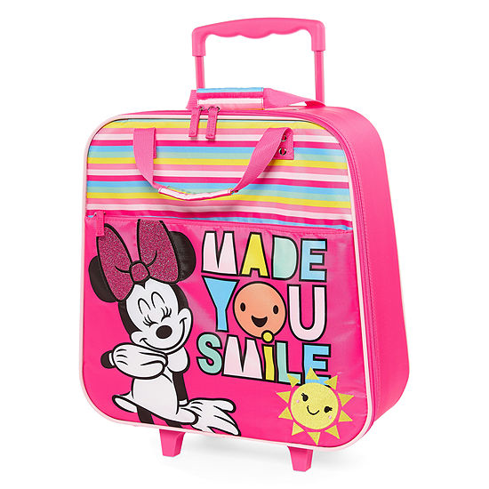 Disney Collection Minnie Mouse 15 Inch Luggage