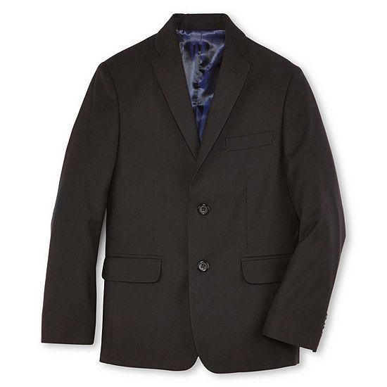 IZOD Big Boys Husky Classic Fit Suit Jacket