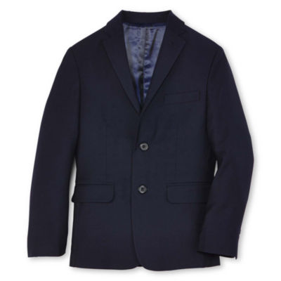 IZOD® Navy Suit Jacket - Boys 8-20 and Husky