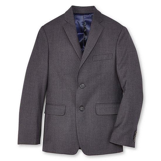 IZOD Suit Jacket Husky - Big Kid