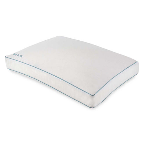 Isotonic® Iso-Cool® Side-Sleeper Memory Foam Pillow