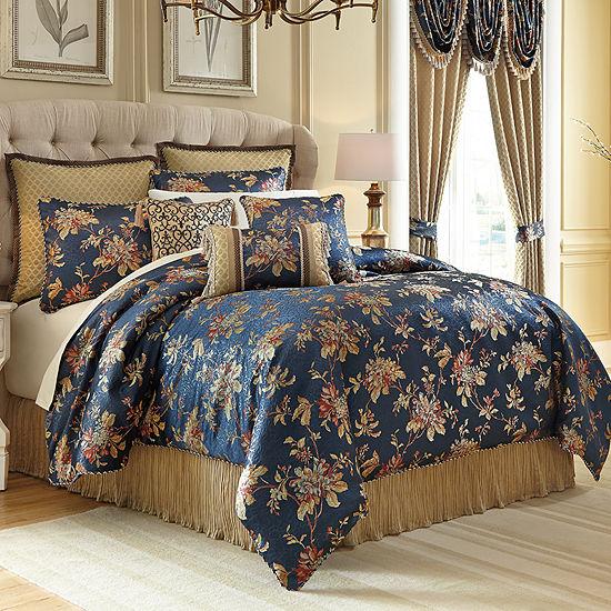 Croscill Classics 174 Calice 4 Pc Comforter Set