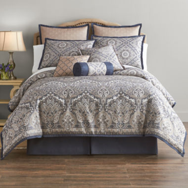 jcpenney.com | Home Expressions Newport 7-pc. Comforter Set & Accessories