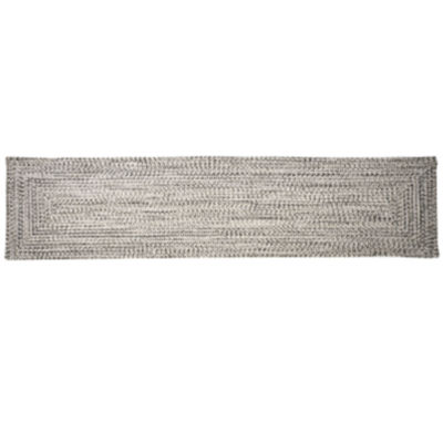 Colonial Mills® Blaise Tweed Reversible Braided Oval Runner