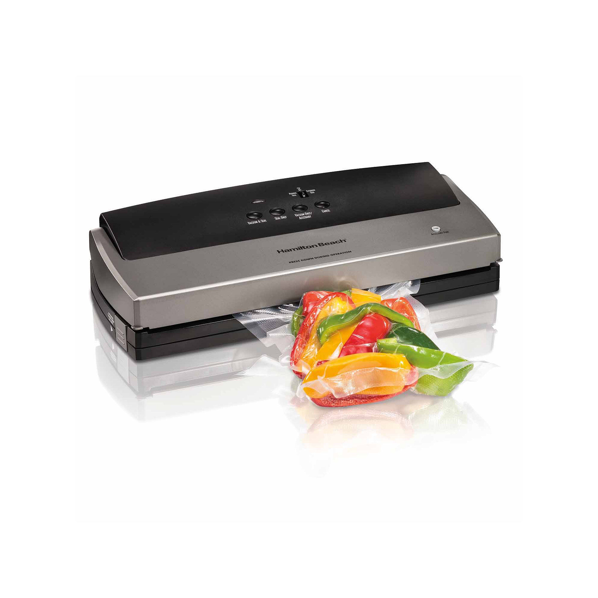 "Hamilton Beach Nutrifresh"" Vacuum Sealer"