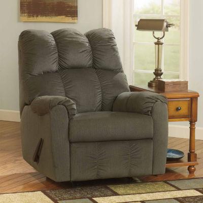 signature design by ashley raulo rocker recliner