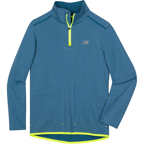 New Balance® Long-Sleeve Thermal Pullover Hoodie - Boys 8-20