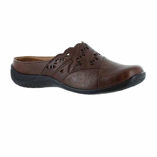 Easy Street Womens Forever Slip-On Shoe Square Toe