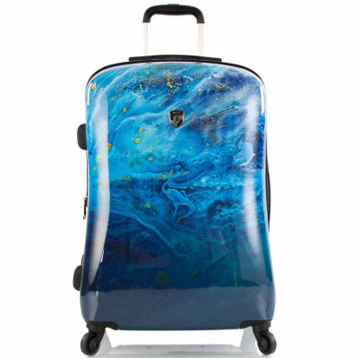 Heys Blue Agate 26 Inch Hardside Luggage