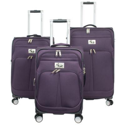 Chariot Travelware Prague 3 PC Spinner Luggage Set