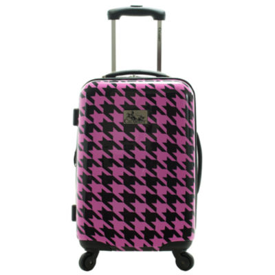Chariot Travelware Color 20 Inch Hardside Luggage