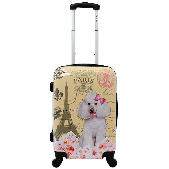 Chariot Travelware Paris 20 Inch Hardside Luggage