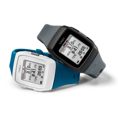Timex Ironman Gps Unisex Blue Watch-Tw5m12000f5