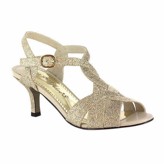 Easy Street Womens Glamorous Pumps Spike Heel
