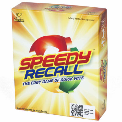 Maranda Enterprises LLC Speedy Recall