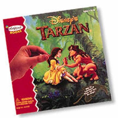 Colorforms Colorforms Book - Disney's Tarzan