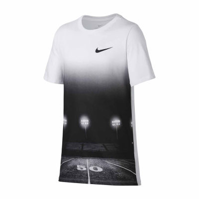 Nike Graphic T-Shirt-Big Kid Boys