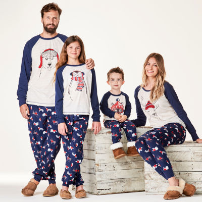 #FAMJAMS Woodland Creatures Family Pajama Set- Women's