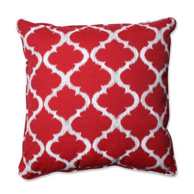 Pillow Perfect Kobette Square Outdoor Floor Pillow