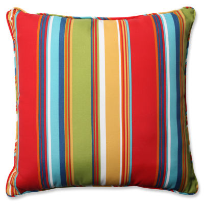 Pillow Perfect Westport Garden Square Outdoor Floor Pillow